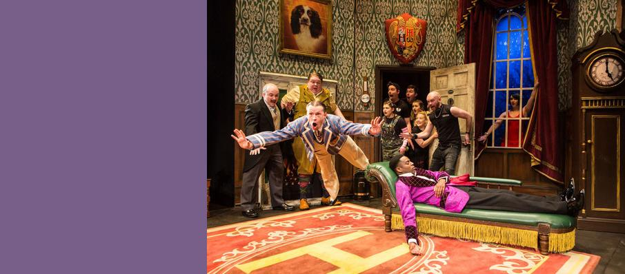 The Play That Goes Wrong, Duchess Theatre, Brighton