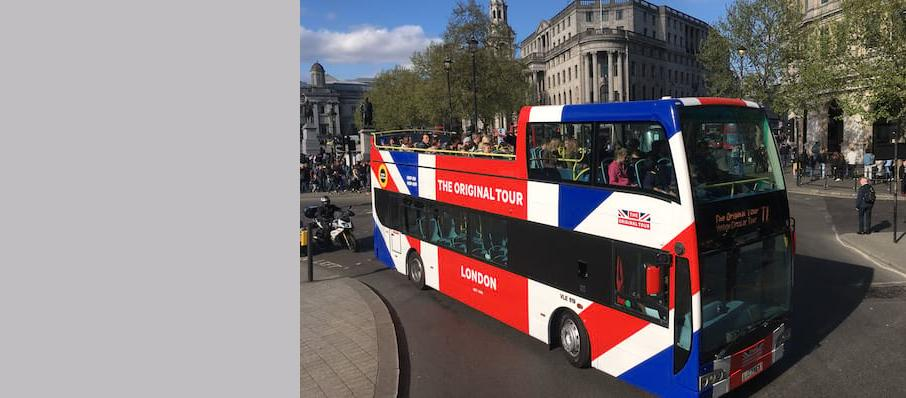 Original London Sightseeing Tour, The Original London Visitor Centre, Brighton