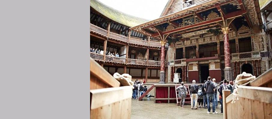 Shakespeares Globe Theatre Tour Exhibition, Shakespeares Globe Theatre Tour, Brighton