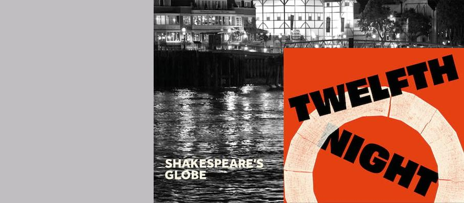 Twelfth Night, Shakespeares Globe Theatre, Brighton
