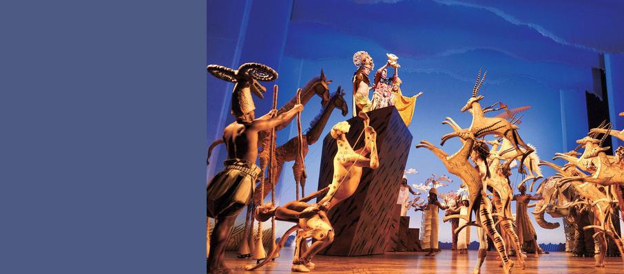 Lion King, Lyceum Theatre, Brighton