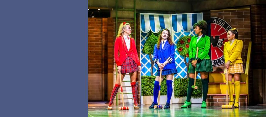 Heathers The Musical, Theatre Royal Haymarket, Brighton