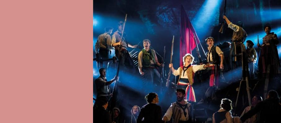 Les Miserables, Sondheim Theatre, Brighton