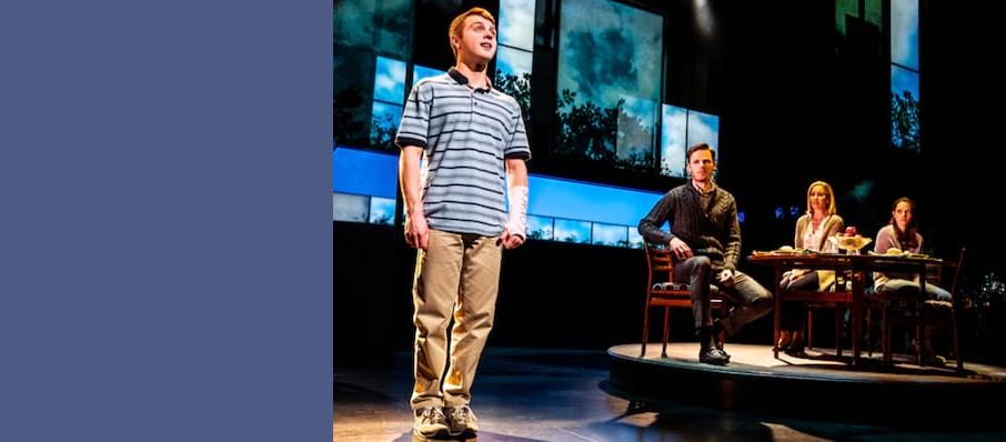 Dear Evan Hansen, Noel Coward Theatre, Brighton