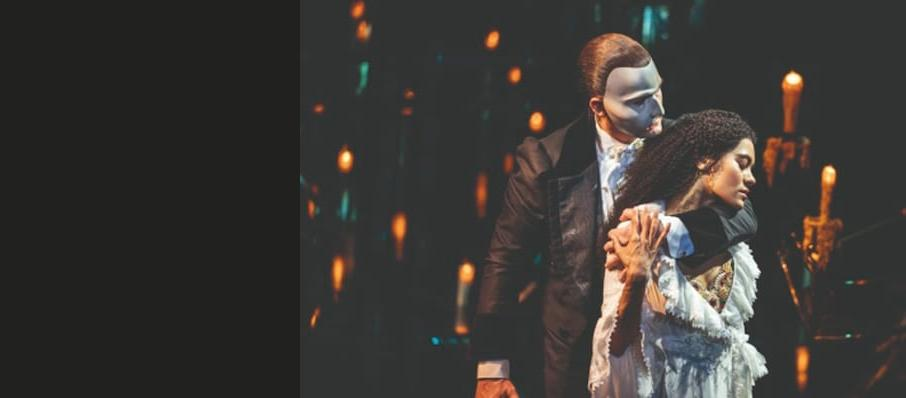 Phantom of the Opera, Her Majestys Theatre, Brighton
