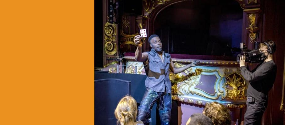 Magic Goes Wrong, Vaudeville Theatre, Brighton