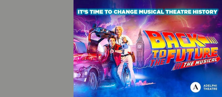 Back To The Future The Musical, Venue To Be Confirmed, Brighton
