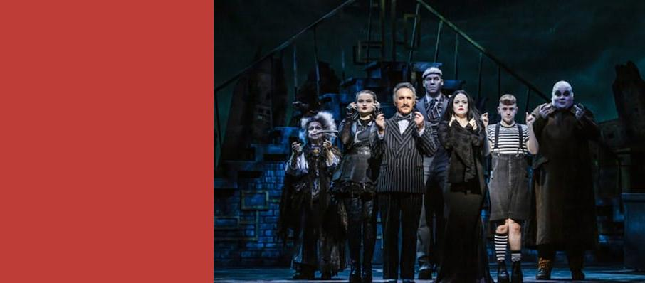 The Addams Family, Churchill Theatre, Brighton