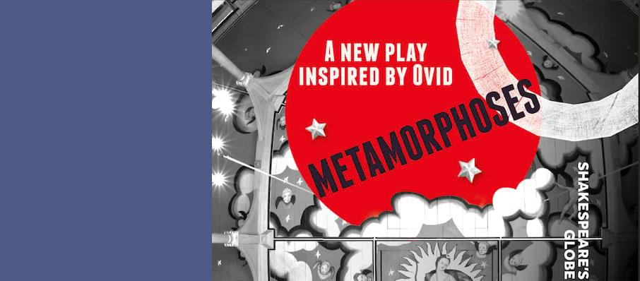 Metamorphoses, Shakespeares Globe Theatre, Brighton