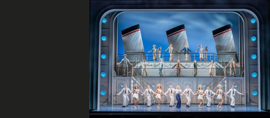 Anything Goes, Barbican Theatre, Brighton