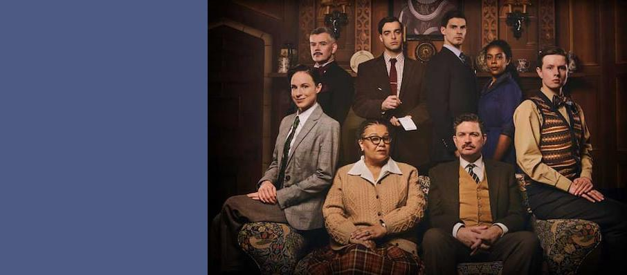 The Mousetrap, St Martins Theatre, Brighton