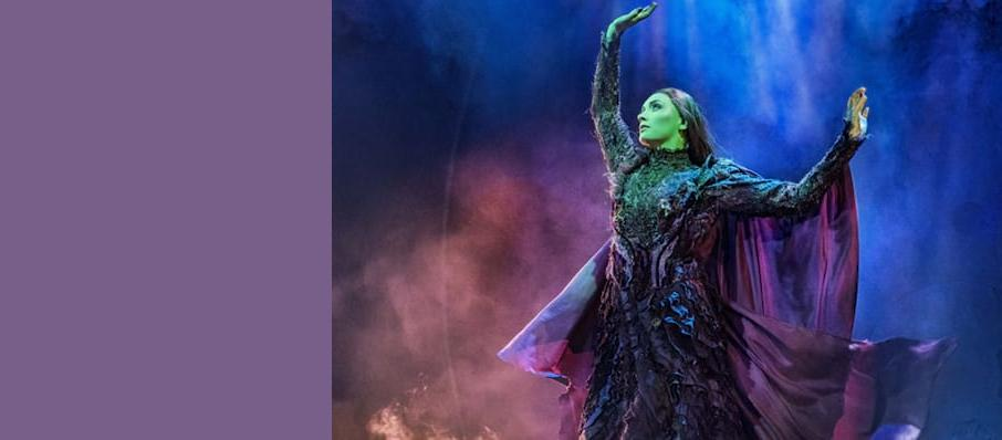 Wicked, Apollo Victoria Theatre, Brighton