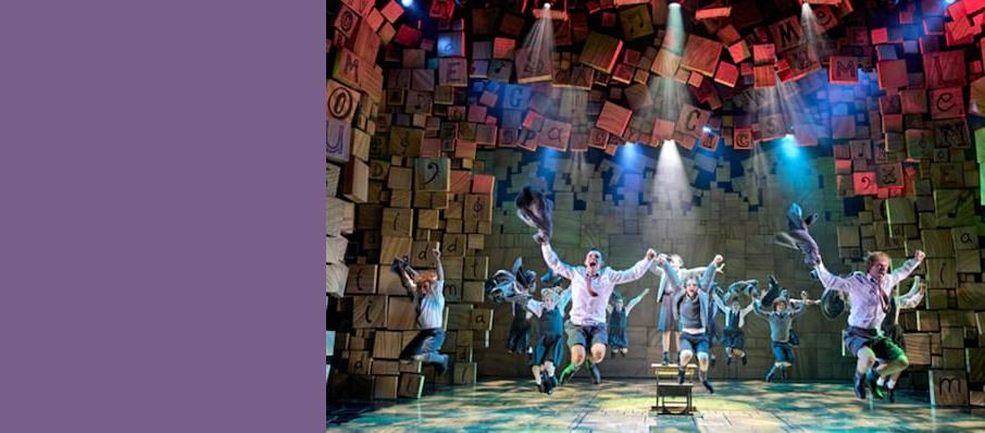 Matilda The Musical, Cambridge Theatre, Brighton