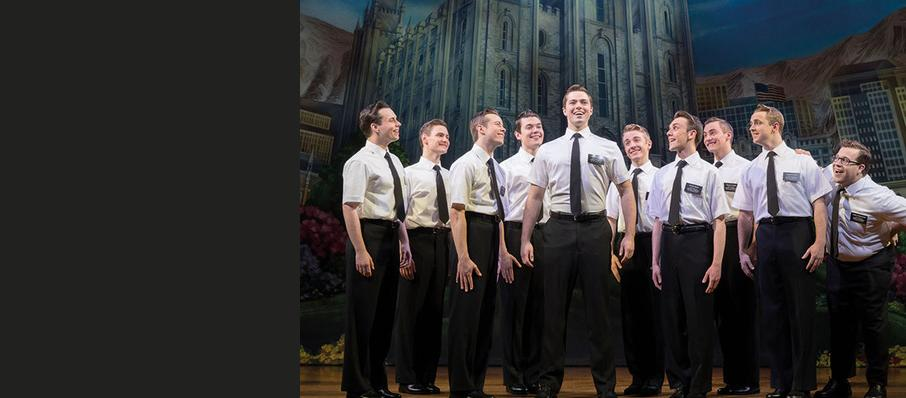 Book of Mormon, Prince of Wales Theatre, Brighton